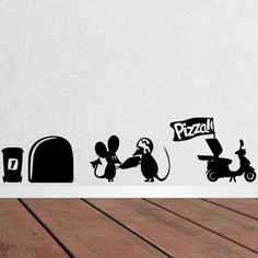 Cheap stickers drawing, Buy Quality mouse locator directly from China mouse phone Suppliers: Funny mouse hole wall stickers for kids rooms decals vinyl wall art decoration home vintage wallpaper mural Kids Room Wall Decals, Vinyl Wall Art, Wall Decal Sticker, Wall Stickers, 3d Wall, Wall Mural, Wall Painting Decor, Wall Art Decor, Vinyl Decor
