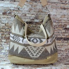 Diaper bags Made in the USA Darby Mack Wool blanket by DarbyMack