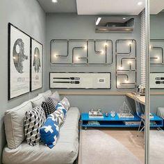 Quarto de solteiro: 7 dicas e 30 fotos de inspiração para decorar com estilo