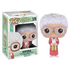 FUNKO POP THE GOLDEN GIRLS - SOPHIA FIGURE #329