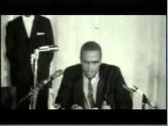 Dr King Malcolm X and Garvey - Economics Empowerment - YouTube