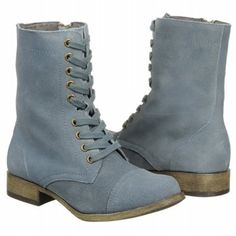 MIA Women's Lacee Boots (Blue Burnished)  #Boots2014