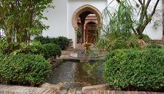 diseño casa estilo arabe - Buscar con Google