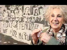 Entrevista a Estela de Carlotto, Abuelas de Plaza de Mayo