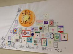 Make your mark... Dot Day is coming!