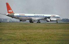 DC-8 VIASA - EL COLOSO