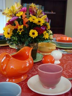 Fiesta® Autumn Tabletop