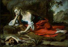 Image - GERARD SEGHERS ( 1951 - 1651) MARIE MADELEINE penitente.