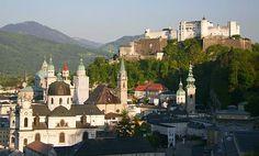 Monchberg in Salzburg
