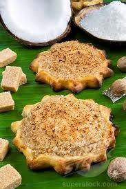 Jamaican Gizzadas -