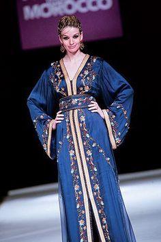 Haute couture takchita