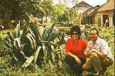 1974, Rast auf dem Weg nach Haiphong;     1974, Rast auf dem Weg nach Haiphong;