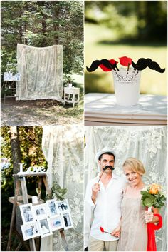 Lovely Dream Wedding: DIY - Our favourite Letters!