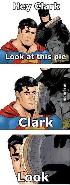 Look Clark!