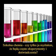 Szkolna chemia - czy tylko ja myślałem, że będą częste eksperymenty i doświadczenia? – Very Funny Memes, Medicine, Tables, Sad, Humor, School, Mesas, Hilarious Memes, Humour