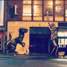Shoreditch London Calling, East London, Mexico City, Public Art, Urban Art, Britain, Street Art, Around The Worlds, Europe