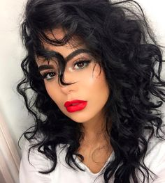 Hair is an important material primarily composed of protein, notably keratin. Hair care is your hair type. Your hair goals. Your favorite hair color Here you find all the possible methods to have perfect hair. Beauty Make-up, Beauty Hacks, Hair Beauty, Beauty Tips, Instagram Makeup Looks, Curly Hair Styles, Natural Hair Styles, Remy Hair Extensions, Extensions Shop