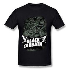 RESET Men's Black Sabbath T-shirt Black