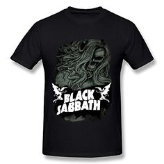 RESET Men's Black Sabbath T-shirt Black