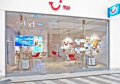 MODOSO GroupTUI Polska – nowy koncept sieci biur podróży. - MODOSO Group Vanity Mirror, Room Divider, Decor, Ghost Chair, Furniture, Koncept, Mirror, Home Decor, Room