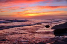Afterglow in Oceanside - May 3, 2013