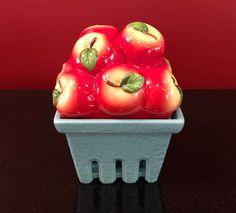 QVC's Harry Slatkin Ceramic Fruit Basket Candle TSV Review #TSV #QVC
