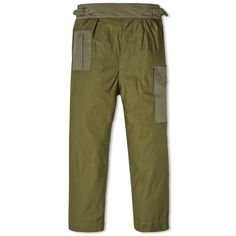 Nigel Cabourn Bombay Pant (Army)