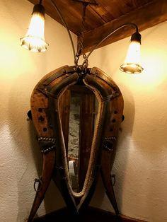 Bizarr? Dieser Spiegel setzt keine Hörner auf...