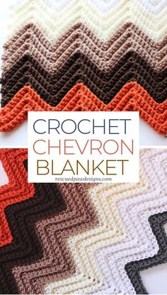 Make this EASY and Simple Single stitch chevron blanket today with this FREE crochet blanket pattern! it's really a standard chevron/ripple, with every other row being dc, instead of solid dc sts. Chevron Crochet Blanket Pattern, Crochet Ripple Afghan, Chevron Blanket, Chevron Patterns, Afghan Crochet Patterns, Stitch Crochet, Crochet Geek, Easy Crochet, Crochet Stitches