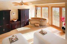 Spa Couples Suite at Elbow Beach, Bermuda #spa #ispa