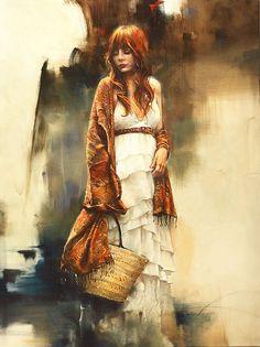 Stunning Portraits by Ivan Alifan