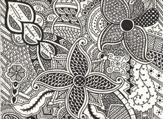 henna coloring pages | paisley + patterns: Maternity Henna patterns, news & artists