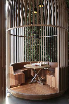 restaurant design Super Booth Seating Restaurant D - restaurant Restaurant Design, Restaurant Booth Seating, Cafe Restaurant, Restaurant Lighting, Restaurant Interiors, Restaurant Chairs, Café Design, Design Jobs, Design Ideas