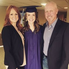 Ree drummond the pioneer woman people i admire for Where did ladd drummond go to college