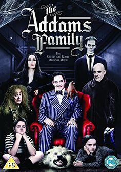 From 2.66:The Addams Family [DVD] [1991]