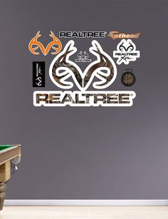 Fathead 8-pc. Realtree® Wall Decals | Stage Stores