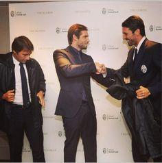 Juventus  Gigi Buffon Conte