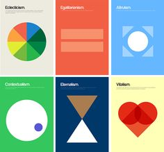Philographics: Big ideas in simple shapes by Genis Carreras » Updates — Kickstarter