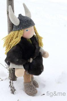 Little Viking by Fig & Me, via Flickr