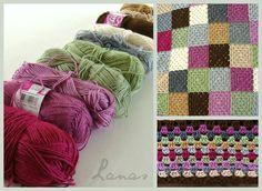 Colors: Brown, Beige, Cream, Camel, 2 greens, 3 grays, Raspberry, Magenta, Antique Pink.
