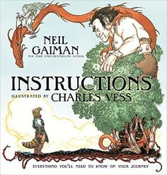 Instructions: Neil Gaiman, Charles Vess: 9780061960321: Amazon.com: Books