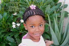 Flat Rope Twist into Rope Twist Headband #NaturalHair #Hairstyle | Chocolate Hair / Vanilla Care