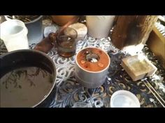 How to Cast Silver and Gold Jewellery using the Delft Clay casting system - YouTube