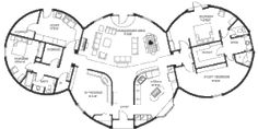 Hobbit House Floor Plans, monolithic dome home plans The Plan, How To Plan, Fili Y Kili, Underground Homes, Minecraft Underground, Underground House Plans, Earth Bag, Dome House, Earth Homes