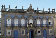 Palácio do Raio in Braga.