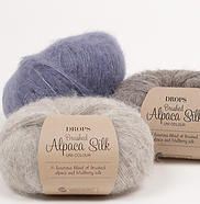 Frau Wolle Drops Store | Brushed Alpaca Silk