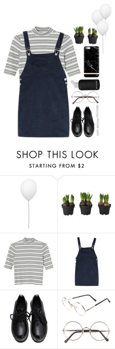 """""""Happy birthday (Contest Entry)"""" by pickiestpeach ❤ liked on Polyvore featuring Estiluz, Monki, Sunday Somewhere and bkr"""