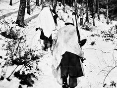 Warfare in Bitter-Cold Wintertime: Battle of the Bulge #WWII  Source - War Stories from the Battle of the Bulge