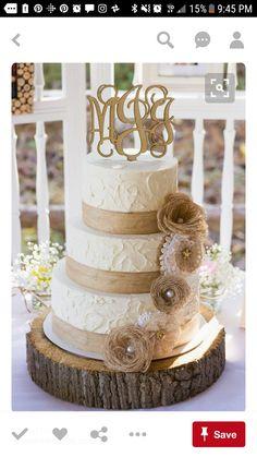 WOOD LOVE Rustic Cake Topper Wooden Cursive Script Rustic Chic ...