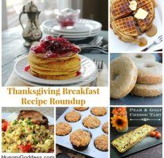 Thanksgiving Day Breakfast ideas